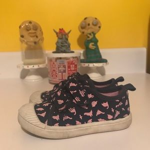 Toddler Cat & Jack Dinosaur Velcro Sneakers